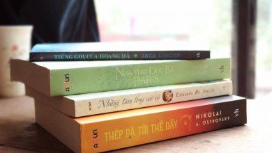 Photo of 4 quyển sách kinh điển nên đọc qua trong đời !!!