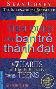 7 thoi quen cua ban tre thanh dat ebook 190x300 15 Cuốn Sách Kinh Doanh Hay Nên Đọc Trong Năm 2018
