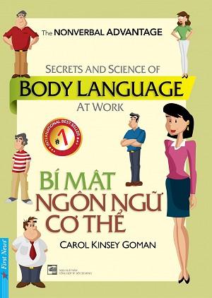 bi mat ngon ngu co the book 8 cuốn sách hay về ngôn ngữ cơ thể giúp bạn thấu mình hiểu ta