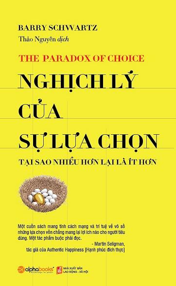 nghich ly cua su lua chon ebook 11 cuốn sách hay về tâm lý học giúp thay đổi cuộc sống