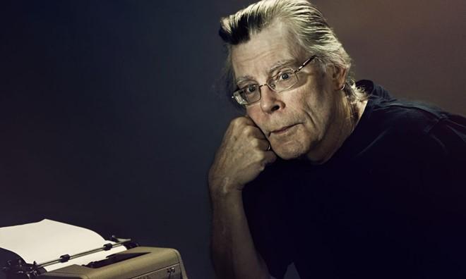 Stephen King nói về những nhà văn sung sức của văn đàn thế giới. Ảnh: Time.