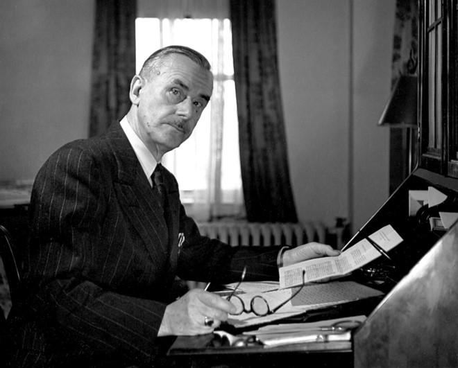 nha van thomas mann Thomas Mann: Cái đẹp là điều còn lại sau cùng của nghệ thuật