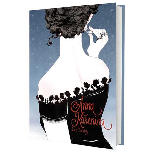 sach anna karenia Những cuốn sách viết về ngoại tình hay nhất
