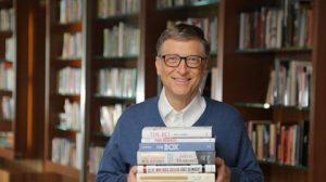 Bill Gates gợi ý 5 cuốn sách hay nhất năm 2016