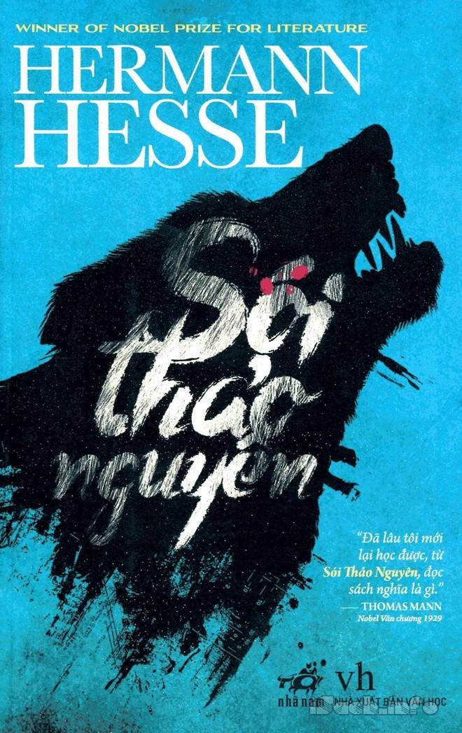 Sói thảo nguyên - Một trong những tác phẩm tiêu biểu của Hermann Hesse.