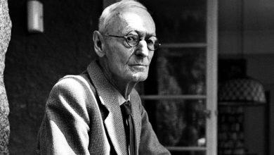Photo of Hermann Hesse: Dòng sông chảy mãi trong trần gian