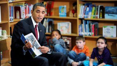 Photo of Barack Obama – một 'mọt sách' nước Mỹ