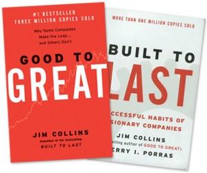 bai hoc tu tot den vi dai 9 Những điều có thể rút ra từ cuốn 'Từ tốt đến vĩ đại' (Good to Great) của Jim Collins