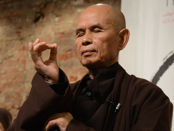 hanh phuc thien su thich nhat hanh 30 câu nói của thiền sư Thích Nhất Hạnh giúp bạn sống hạnh phúc hơn