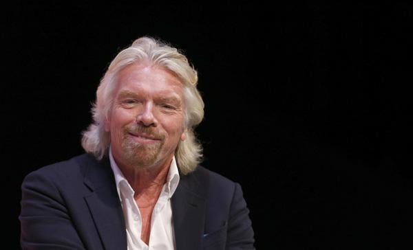 nhan vat richard branson 10 chia sẻ về chìa khóa thành công từ những người thành công nhất thế giới