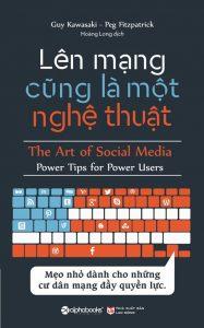 sach len mang cung la mot nghe thuat 187x300 11 quyển sách hay về mạng xã hội giúp ta tự soi chiếu với bản thân