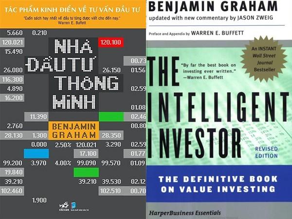 sach nha dau tu thong minh 8 cuốn sách tài chính đáng đọc nhất