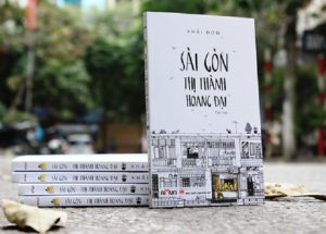 Khám phá Sài Gòn qua những cuốn sách