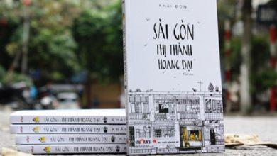 Photo of Khám phá Sài Gòn qua những cuốn sách