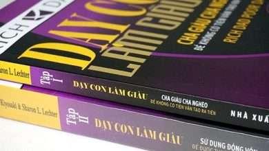 Photo of Những quyển sách hay nhất của Robert Kiyosaki