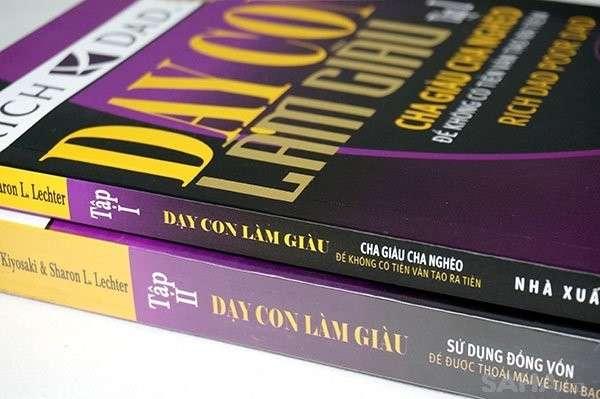 bai hoc tu day con lam giau cover 8 quyển sách hay về làm giàu đã thay đổi cuộc đời hàng triệu bạn đọc