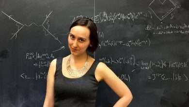 Photo of Cô gái này được mệnh danh là Einstein mới