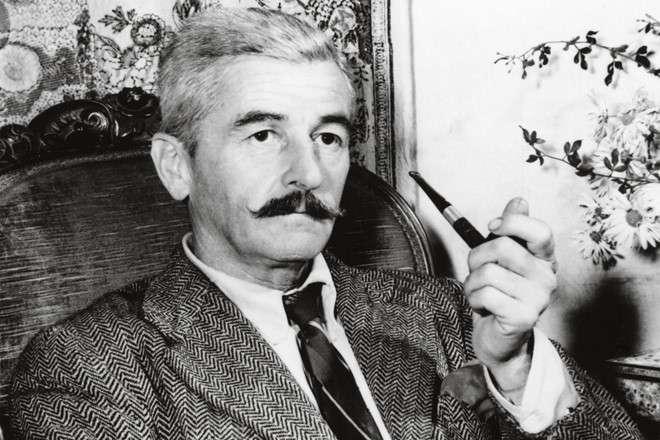 nha van faulkner 1 Thánh địa văn chương của William Faulkner