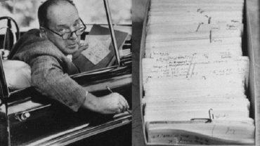 nha van nabokov 370x208 - Thói quen quái dị để tìm cảm hứng sáng tác của những cây bút nổi tiếng