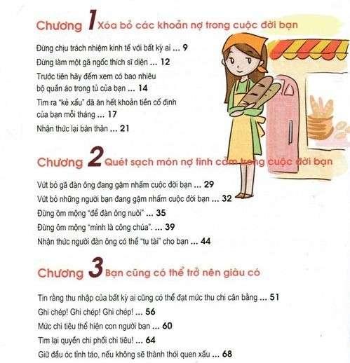 sach 28 sach phu nu giau co 1 28 cách để các cô gái trở nên giàu có