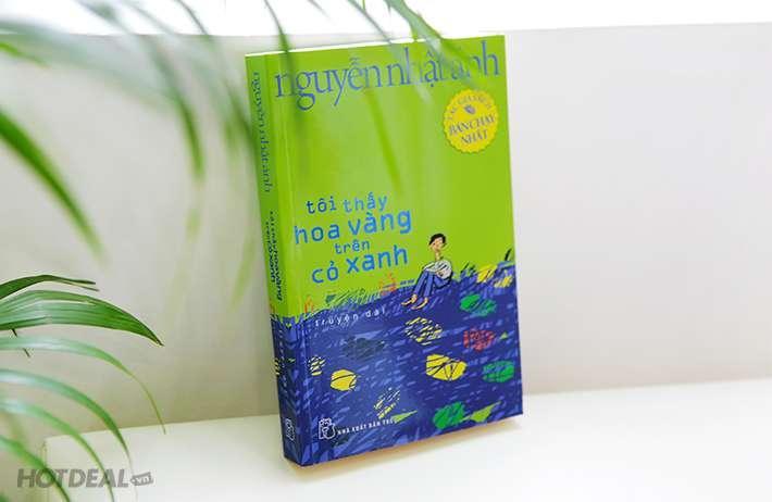 sach toi thay hoa vang tren co xanh Để an nhiên mà sống: 7 quyển sách khuyên đọc