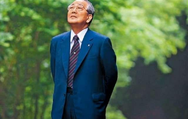"""tac gia cach song Inamori Kazuo và 5 nguyên tắc thành công theo """"đạo làm người"""""""