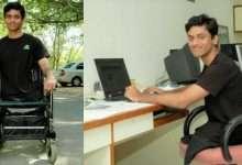 Photo of Sinh ra nghèo khó, rồi tai nạn mất cả 2 chân nhưng chàng trai này lại đang là kỹ sư xuất sắc của Google