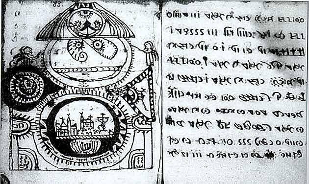 mat ma rohonc Những cuốn sách cổ và bí ẩn nhất hành tinh