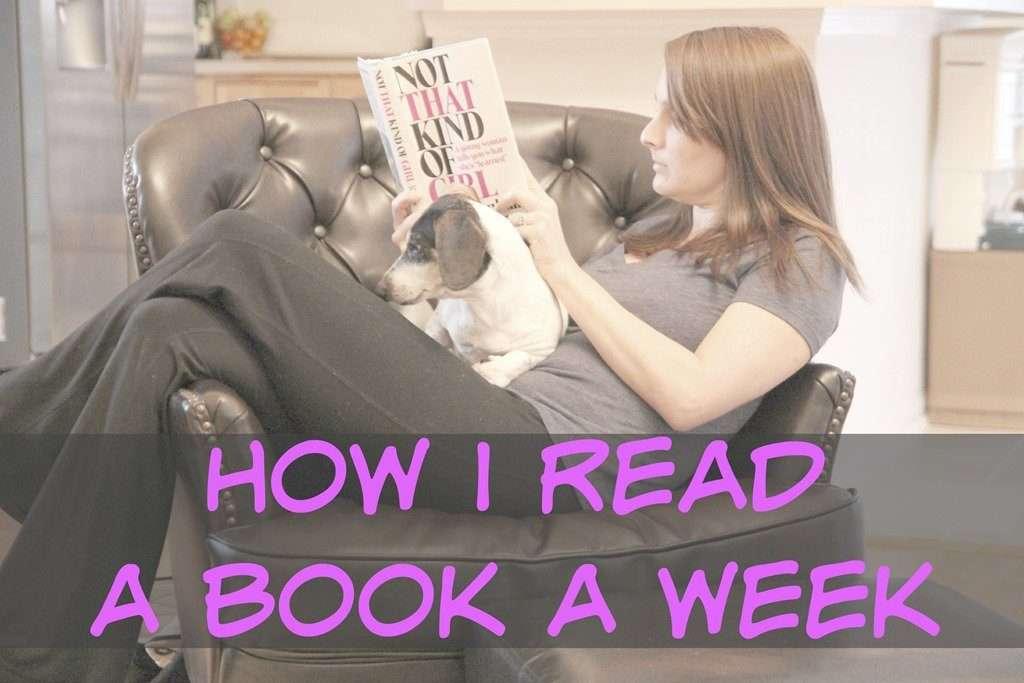moi tuan doc mot cuon sach 1024x683 Làm thế nào để mỗi tuần đều đọc – hiểu được một cuốn sách?