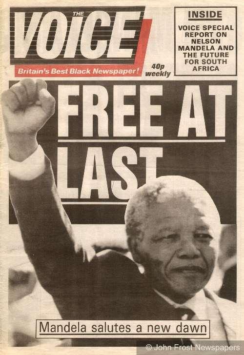 nhan vat nelson mandela 2 Nelson Mandela: Cuộc đời và những dấu ấn thời đại