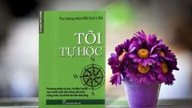 Photo of Những quyển sách hay nhất của Nguyễn Duy Cần (Thu Giang)