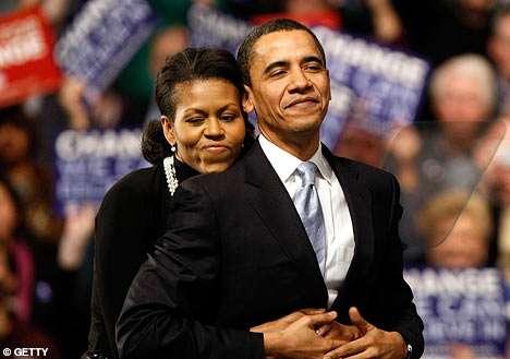 soai ca obama 1 Ông Obama: Hình mẫu 'soái ca' của các chính trị gia