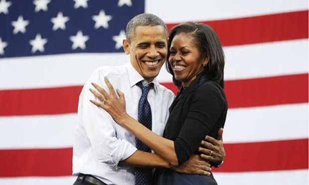 soai ca obama 2 Ông Obama: Hình mẫu 'soái ca' của các chính trị gia