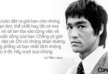 Photo of Lý Tiểu Long và triết lý rất đàn ông: Đừng cầu xin cho một cuộc sống dễ dàng, hãy cầu cho có sức mạnh để chịu đựng một cuộc sống khó khăn