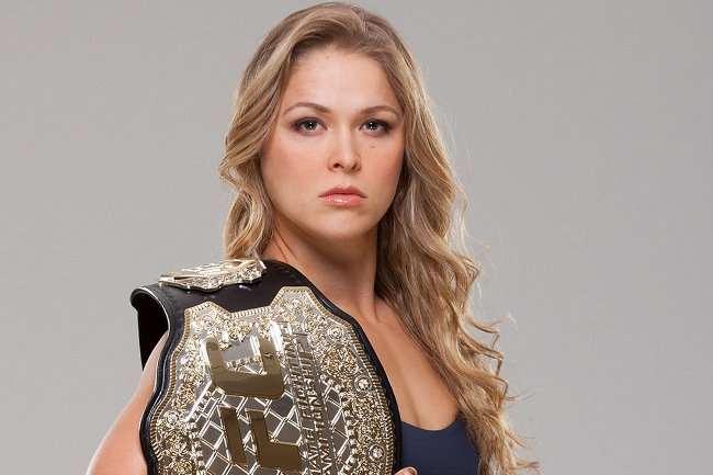 bai hoc tu ronda 4 bài học cuộc sống rút ra từ thành công của nữ võ sĩ Ronda Rousey