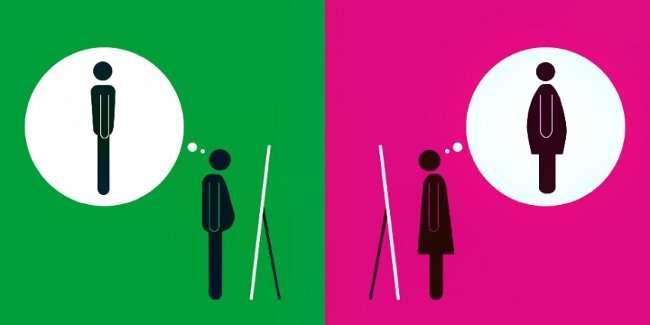dan ong khac dan ba 1 Bộ tranh hài hước về 20 điểm khác biệt giữa đàn ông và phụ nữ