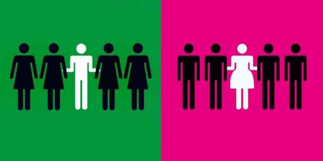 dan ong khac dan ba 14 Bộ tranh hài hước về 20 điểm khác biệt giữa đàn ông và phụ nữ