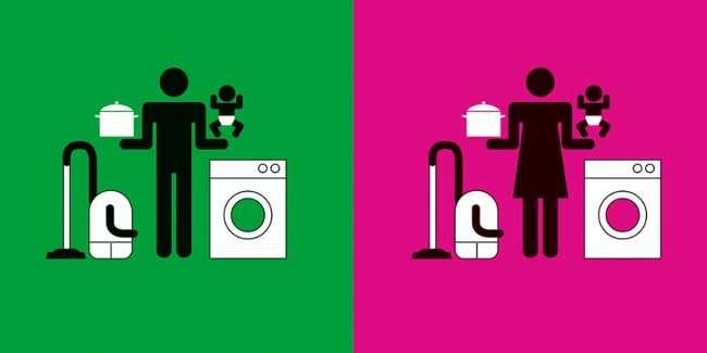 dan ong khac dan ba 9 Bộ tranh hài hước về 20 điểm khác biệt giữa đàn ông và phụ nữ