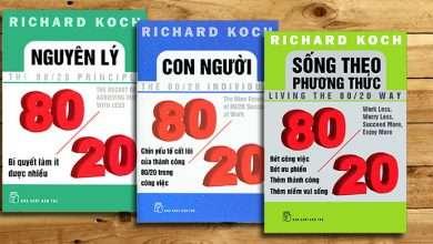 """Photo of Thay đổi cuộc đời với 9 nguyên tắc từ quyển sách """"Nguyên Lý 80/20"""""""