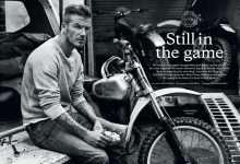Photo of Beckham không trở thành huyền thoại nhờ vẻ ngoài soái ca