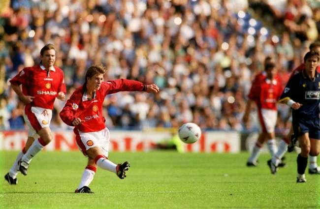 nhan vat beckham 3 Beckham không trở thành huyền thoại nhờ vẻ ngoài soái ca