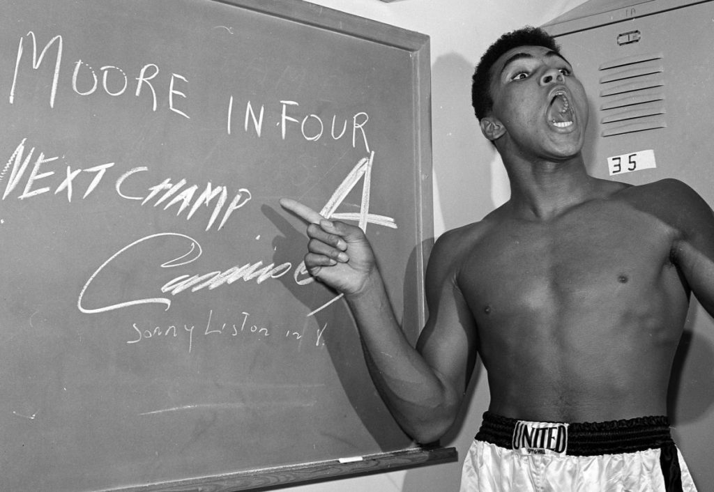 nhan vat muhammad ali 1024x706 11 câu nói truyền cảm hứng của tay đấm huyền thoại Muhammad Ali