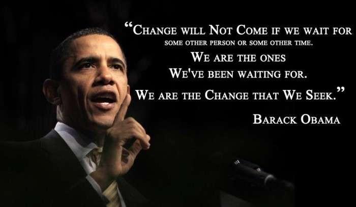 nhan vat obama 2 20 câu nói truyền cảm hứng của Tổng thống Obama