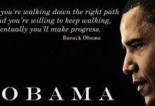 Photo of 20 câu nói truyền cảm hứng của Tổng thống Obama
