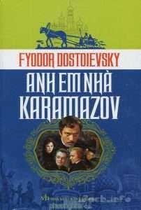 sach anh em nha karamazov 202x300 5 cuốn sách hay về Chúa lôi cuốn bạn đọc