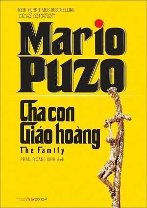 sach cha con giao hoang 5 tác phẩm đặc sắc nhất của Mario Puzo
