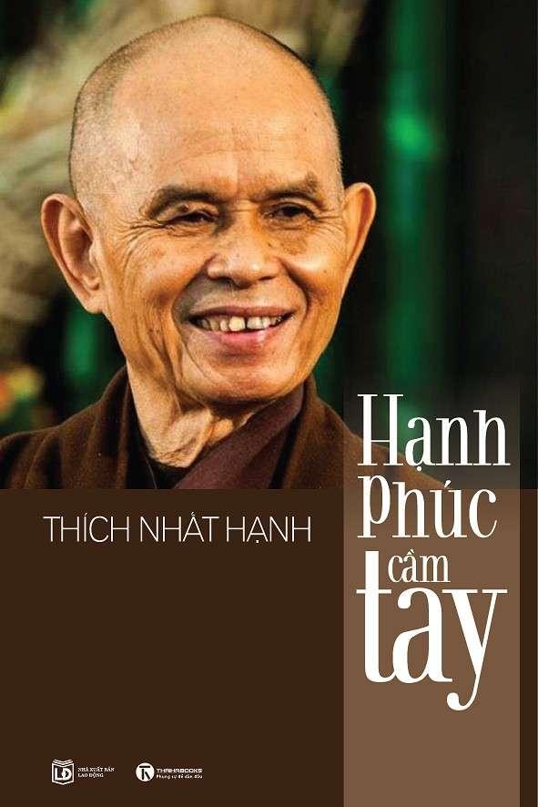 sach hanh phuc cam tay ebook Những quyển sách hay nhất củaThiền sư Thích Nhất Hạnh