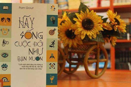 sach hay song cuoc doi nhu ban muon Định hướng lại bản thân: 7 quyển sách khuyên đọc
