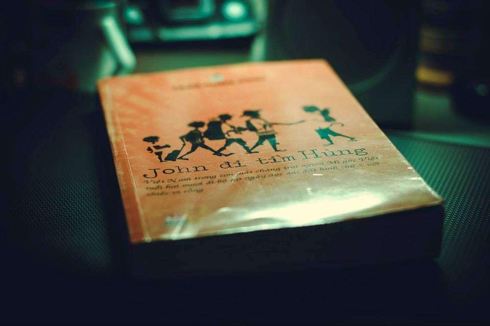 sach john di tim hung Cuộc sống tẻ nhạt : Đọc 7 cuốn sách sau để có một cuộc đời thú vị
