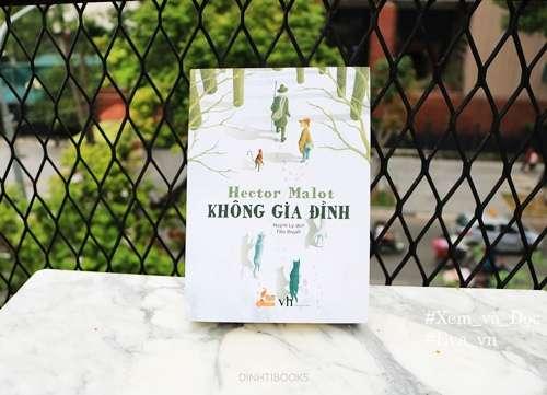 sach khong gia dinh 1 Tuyển tập sách hay dành cho thiếu nhi giúp nuôi dưỡng tâm hồn đẹp